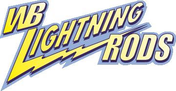 WB Lightning Rods